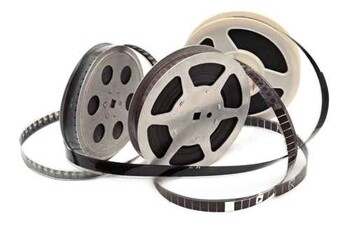 Cine Film to DVD or Digital Format