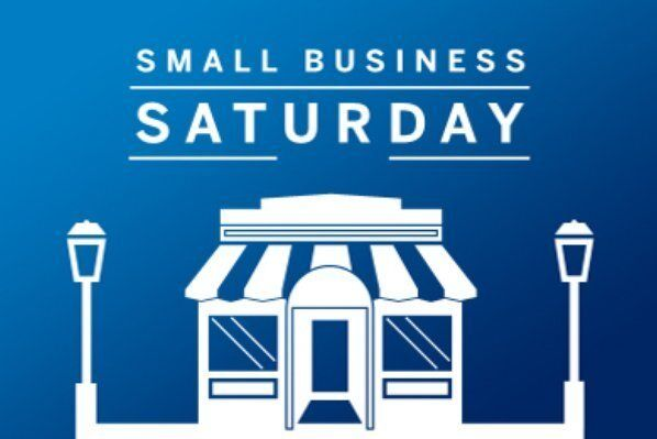 Small Business Saturday 2019.